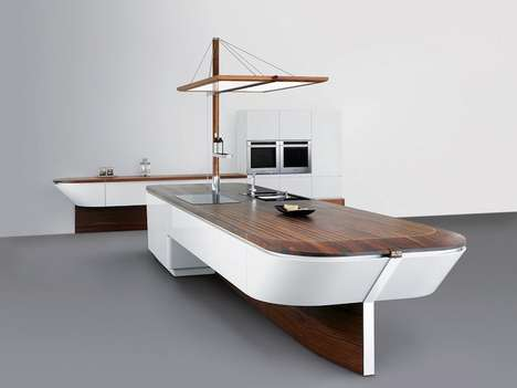 Marecucina Kitchen by Alno