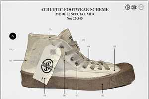 Spalwart Shoes are Both Old and New