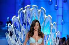 Whimsical Wing-Centered Shows - The Victoria's Secret Fashion Show 2011 is Awe-Inspiring