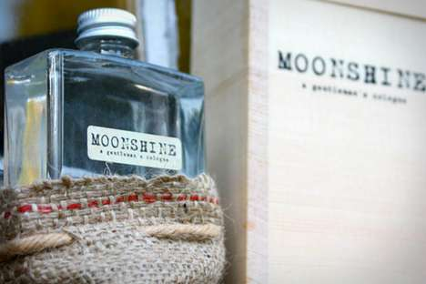 Hard Liquor Fragrances - Give off a Manly Scent with the Moonshine Cologne