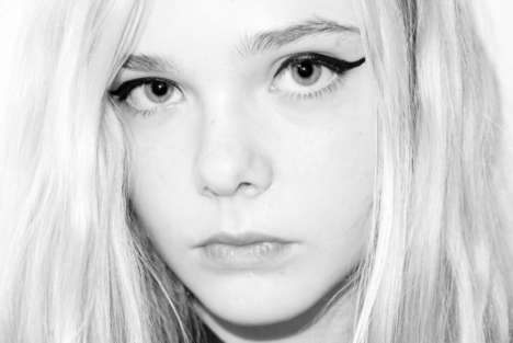 Terry Richardson Elle Fanning