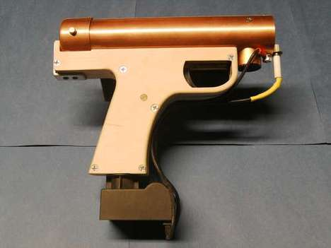 DIY Fire-Breathing Handguns - Learn to Make the Badass Inferno Pistol Flamethrower
