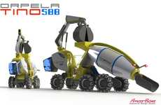 Buggy Construction Equipment