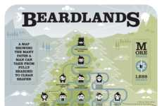 Hilarious Hairy Roadmaps