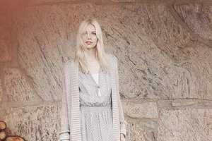 Club Monaco Pre-Spring 2012 Collection Offers Softly Sweet Looks
