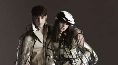 burberry london aw11