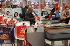 Elderly Express Lanes - K-citymarket's Slow-Track Checkout Lane is Designed for Slower Shoppers
