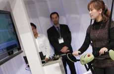 Robotic Walking Aids - Toyota Health Robots Help the Eldery and the Incapacitated Move Easily