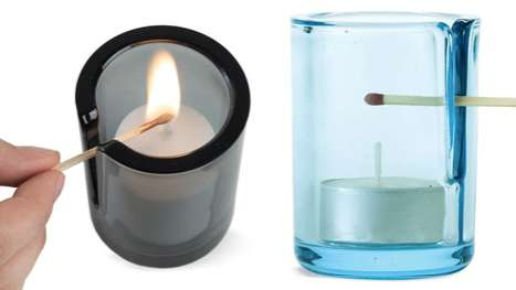Match Tealight Holders