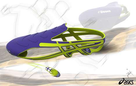 Sand Sport Sneakers - 4Beach Soccer Shoes Make Coastal Kicking Comfortable for the Feet