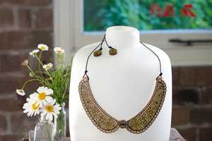 Polli Makes Socially Conscious Accessories Beautifully