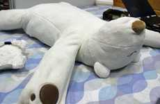 Anti-Snoring Bear Cushions