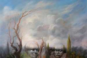 Oleg Shuplyak Hides Famous Faces in His Artwork