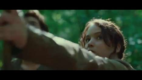 Hunger Games Trailer