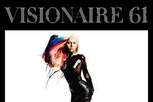 The Visionaire 61 Issue Shows Lady Gaga and Naomi Campbell
