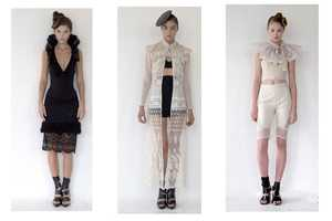 The Gemma Kahng Spring 2012 is Modern Victorian