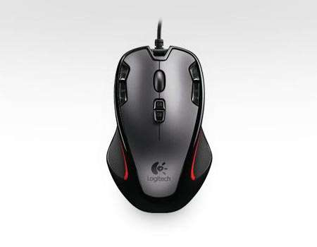 Ambidextrous Gaming Mice - Logitech G300 Provides Standard Gamer Features Affordably