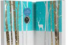 Peek-a-Boo Drink Organizers - DavidsTea Offers a New Surprise Daily with the Advent Calendar