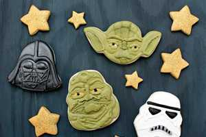 The Star Wars Cookies by Sugarbelle Brings Back the Hit Flick
