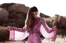 Pink Hippie Lookbooks - The Winter Kate S/S 2012 Collection is Peacefully Beautiful