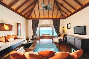 The Ayada Maldives Resort is High-End Vacation Living