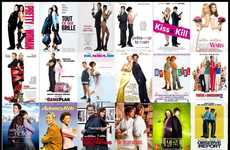Movie Poster Cliche Mosaics