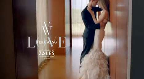 Vera Wang for Zales commercial