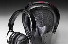 Indestructible Industrial Headphones - The Crossfade LP2 Delivers Durability and Great Performance