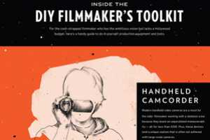 'Inside the DIY Filmmaker's Toolkit' Gets Things Rolling