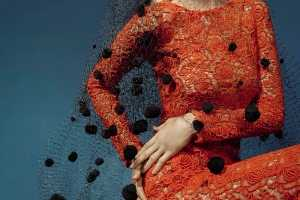 The Abbey Lee Kershaw for Vogue Russia Editorial is Hot