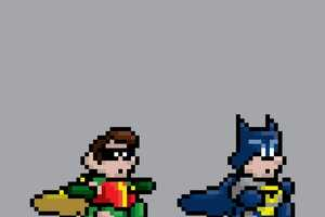 Jesus Castaneda Pixelates Pop Culture Characters to Pint-Sized Toons