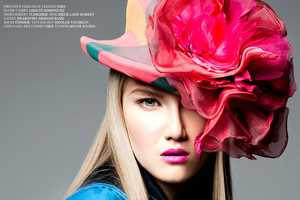The Anna Martynova Fashion Gone Rogue Issue is Colorful