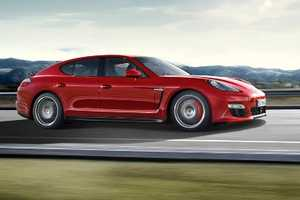 The 2012 Porsche Panamera GTS is Hot