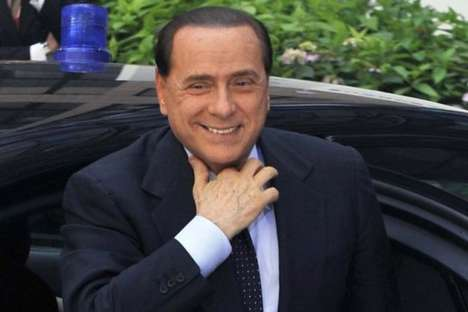 True Love from Silvio Berlusconi