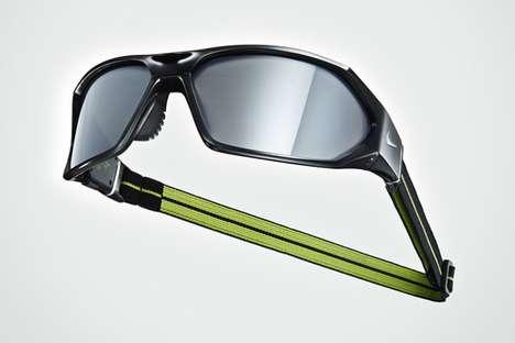 Vision-Enhancing Visors - The Nike SPARQ Sensory Performance Improves Visual Information Processing