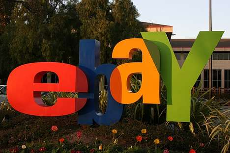 eBay Pop-up shop
