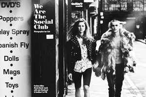 'We are the Social Club' Editorial by Ian Cole for Client Magazine