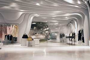 Runway Store by CLS Architetti Experiments With Chilly Design