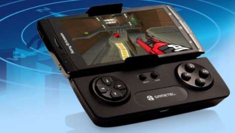 Gametel wireless controller