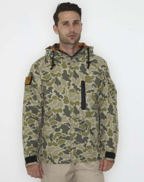 Stussy 2011 Surplus Collection