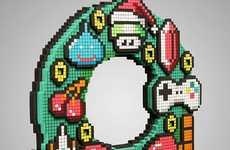 Retro Gamer Christmas Trimmings