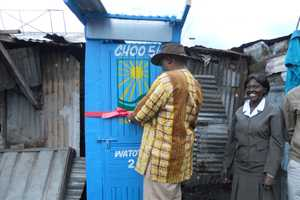Sanergy Turns Kenyan Toilets into Green Social Enterprises