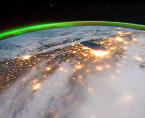 Earth Time Lapse Video