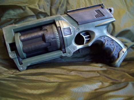 Steampunk / Post Apocalyptic Nerf