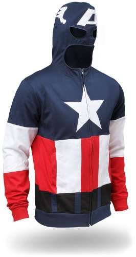 Captain America Hoodie