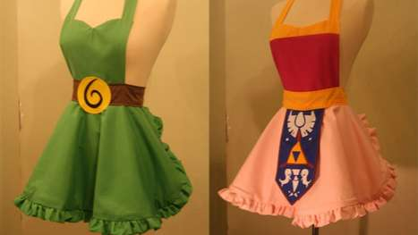 Zelda Apron