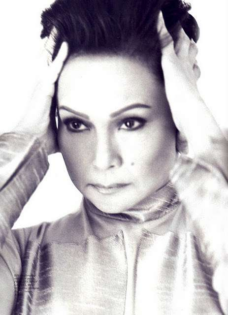 Nora Aunor for Preview Magazine November 2011