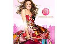 30 Sarah Jessica Parker Innovations - From Chick Flick Parody Posters to Floral Head Bouquets