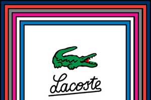 Lacoste x Ed Banger for Lacoste Cool Cats Live Capsule Line