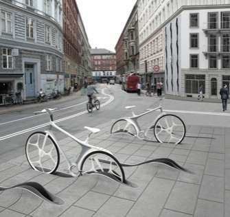 Copenhagen Bike Share System